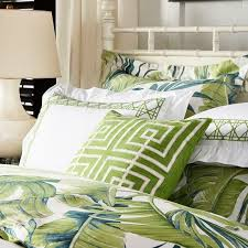 494 best Bedding images on Pinterest | Beach house, Bedroom ideas ... & Tropical Leaf Bedding | Williams-Sonoma Adamdwight.com
