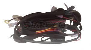 bnb royal enfield bullet 6volt complete wiring harness 1 sparezo bnb royal enfield bullet 6volt complete wiring harness 1