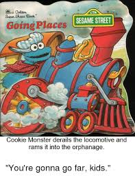 books cookie monster and cookies a golden ctw supen shape book sesame