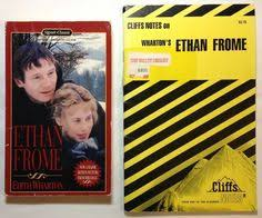 sparknotes ethan frome plot overview ethan frome ethan frome by edith wharton cliffs notes 1992 paperback