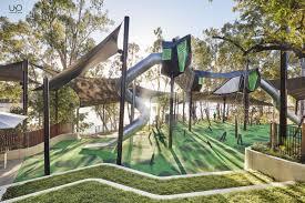 Playground Design Playground Design Urban Play Rockhampton Riverbank Multi