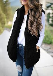 Image result for fuzzy vests