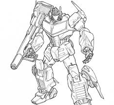 Small Picture To Print Optimus Prime Coloring Page 20 In Coloring Pages Online