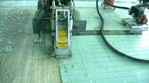 Tile Removal Machine Rental Infrared Floor