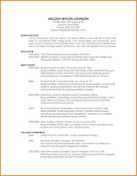 6 Grad School Resume Samples Pear Tree Digital