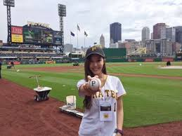 Image result for baseball girl korea