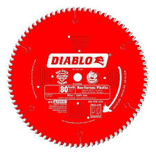 10 metal cutting blade. freud d1080n diablo 80 tooth 10 inch 255mm miter saw blade non ferrous metal cutting - metal cutting blade n