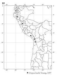Figs 10 distribution of oragua hualla figs 10 distribución de oragua