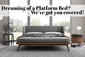The 15 Best Modern Platform Beds for 2019 | Modern Digs