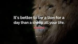 Lion Quotes Wallpaper