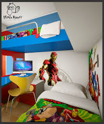 man room furniture. Marvellous Bedroom Iron Man Themed Kids Room Furniture Decor For Boys Ideas With Cool \