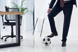 Tips For Joining The Office Sport Team Robert Half