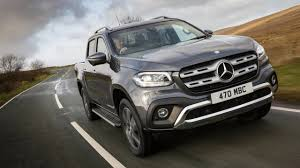 2018 Mercedes-Benz X-Class X250 d | Motor1.com Photos