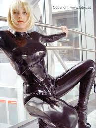 Rubber latex fetish picture galleries