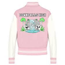 Downfalls High Letterman Jacket (PRE ...
