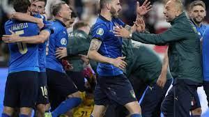 EURO 2020 Final, Italy vs England ...