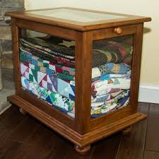 Quilt Display Cabinet | DWR Custom Woodworking & Quilt Display Cabinet Adamdwight.com