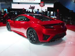 bmw 2015 i8 red. Perfect Red Acura Nsx Detroit Images 05 750x563 With Bmw 2015 I8 Red
