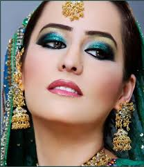 bride makeup ideas indian dulhan new look makeup ideas 2016 for s image