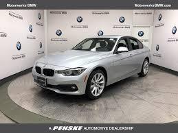 Sport Series bmw 320i price : 2018 Used BMW 3 Series 320i xDrive at Motorwerks BMW Serving ...