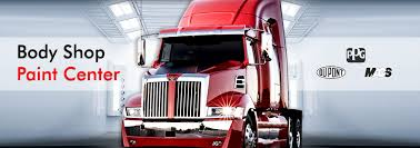 Body Shop - Piedmont Truck Center