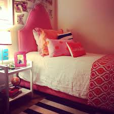 pink upholstered bed. Beautiful Pink Bed Frame Designs Collection For Girls Room : Charming Upholstered Design