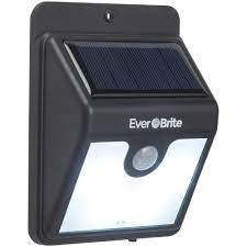 Ever Brite Lights Reviews Ever Brite Solar Led White Light Single Pack