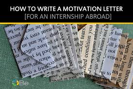How To Write A Cover Letter For An Internship Abroad - Brazilian ...
