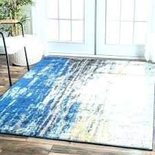modern blue rug 9 by area rugs abstract area rugs modern vintage blue rug 6 in modern blue rug