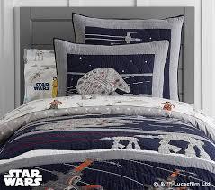 Star Wars: The Last Jediâ?¢ Quilt | Pottery Barn Kids &  Adamdwight.com