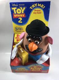 mr potato head toy story 2. Wonderful Toy DISNEY PIXAR  TOY STORY 2  REMOTE TALKING MR POTATO HEAD Playskool 2888 In Mr Potato Head Toy Story T