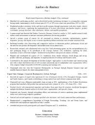 Merchandising Operation Manager Resume Colbro Co