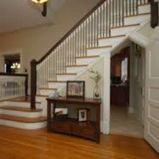 think a hidden room under the stairs would be big enough for hubbs Secret Rooms  Under