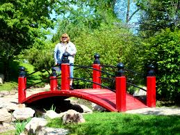 Japanese Style Garden Bridges Bedroom Captivating Ese And Chinese Bridges For Gardens Foot Red