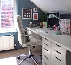 family home office. Home Office Makeover - Arty Family O