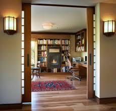 mind boggling sliding door wall sliding door into wall home design