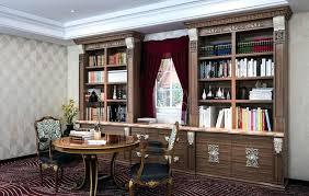 trendy custom built home office furniture. Built In Home Office Designs Trendy Custom Furniture Decorating Ideas . R