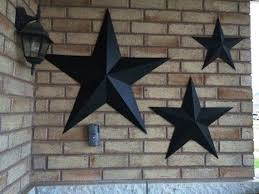 barn star decor stars wall decor