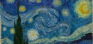 """van gogh s night visions arts culture smithsonian vincent van goghs the starry night """""""