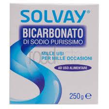Solvay Bicarbonato di Sodio Purissimo Natriumbicarbonat 250 g - Leben, 1,49  €