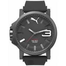 puma watches jomashop puma ultrasize black dial men s watch
