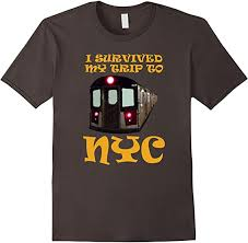 <b>I Survived My Trip</b> To NYC T-Shirt: Amazon.ca: Clothing & Accessories