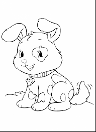Baby Animal Coloring Pages Fresh Simple Valid Cute Zoo Of Animals 7