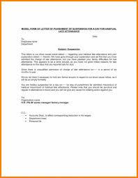 Employee Warning Letters Template 12 13 Warning Letters To Employee Medforddeli Com