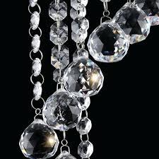 surpars house crystal chandelier house flush mount 2 light crystal chandelier home depot