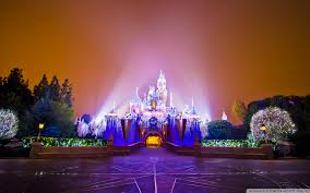 disneyland christmas castle wallpaper. Interesting Disneyland Wide  To Disneyland Christmas Castle Wallpaper I