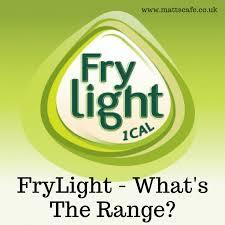 Fry Light Spray Slimming World Frylight Whats The Range Matts Cafe