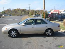 Cashmere Beige Metallic 1999 Toyota Camry XLE V6 Exterior Photo ...