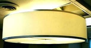 large drum chandelier large drum er lighting extra shade pendant put a over large drum