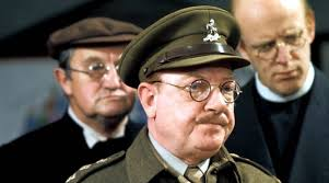 Captain Mainwaring & London's air pollution? You couldn't write  this...